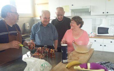 Atelier cuisine du vendredi 3 mai