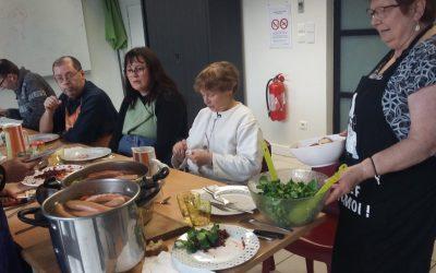 Atelier cuisine du vendredi 10 janvier