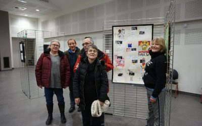 Mois sans tabac – L'œuvre collective du GEM de Nancy et de Toul recompensée