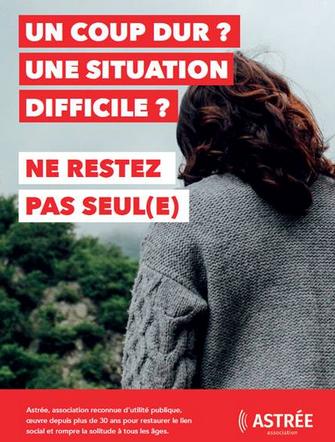 ASTREE Nancy : Prévenir l'isolement social et relationnel