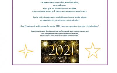 GEM Le Fil d'Ariane : bulletin de janvier