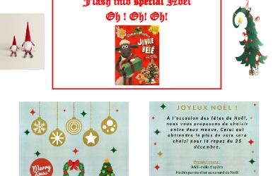 GEM Le Fil d'Ariane : bulletin de décembre
