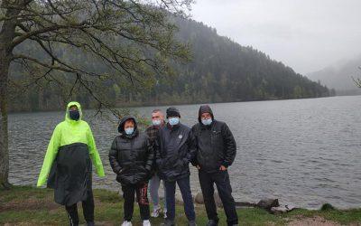 Sortie au Lac de Longemer
