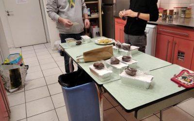 Bénévoles Intérim' : Pâques pour les sans-abris